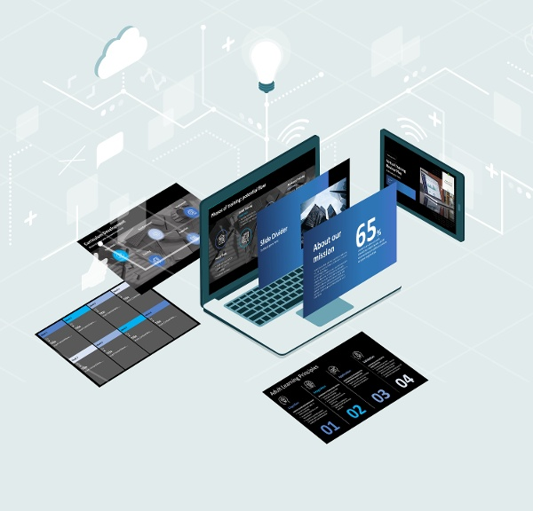 2022 Sales Training Plan Slide Templates
